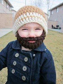Słodki hipster, prezent dla małego chłopca