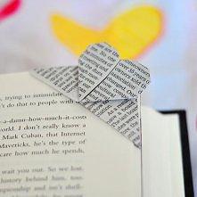 Zakładka do ksiązki  ♥....
