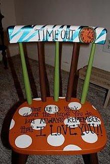 Czas na... krzesło:)