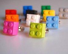 pierścionki lego
