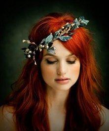 Czerwone włosy <3