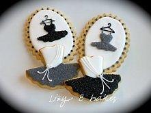 ciastkowe baletnice