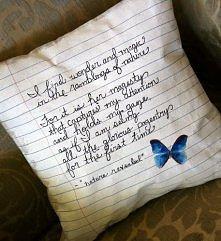 Poetycka poduszka