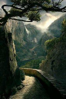 mur chiński.
