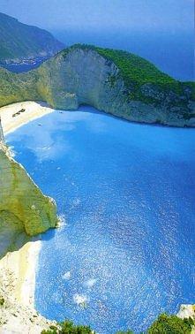 Raj na wyspie Zakynthos (Gecja)
