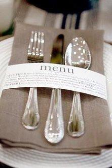 dobry pomysł na menu