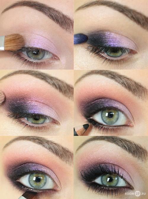 Makijaż Oczu Krok Po Kroku Na Make Up Zszywkapl