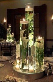 wodne świeczniki
