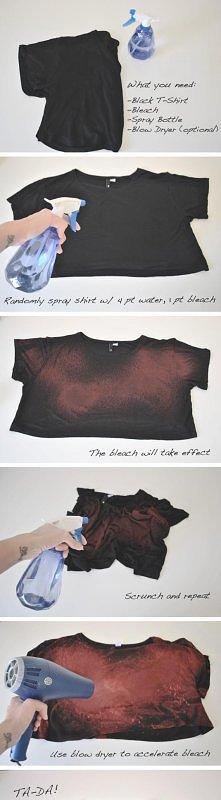 Kosmiczny T-shirt