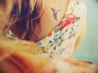 Koliber Na Tatuaże Zszywkapl