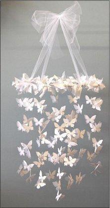 Motylkowy lampion.