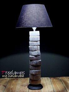 Lampa z krążków