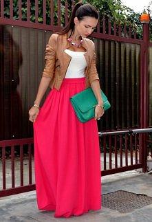 maxi dress #dress #suknia