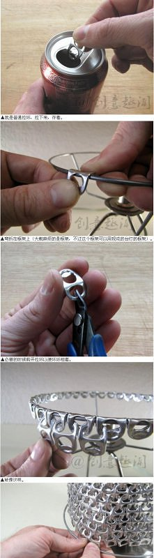 Z kluczyków od puszek