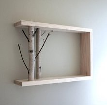 brzozowa półka