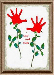 Obraz dla mamy