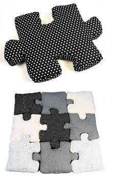 poduszki - puzzle