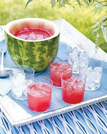 watermelon vodka ;)