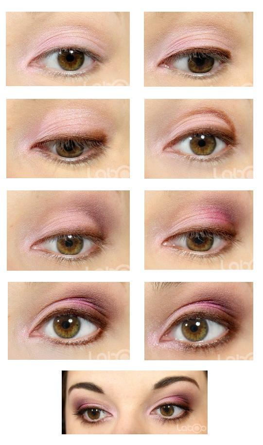 Makijaż Oczu Róż Na Makijaże Zszywkapl