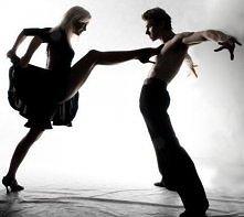 Taniec.