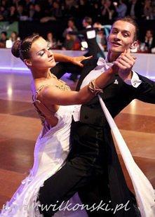 Quick Step. (Kamil Kuroczko i Ania Siwek)