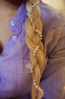 Warkocz i perły