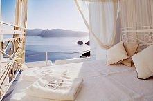 Piękna sypialnia, z pięknym widokiem.