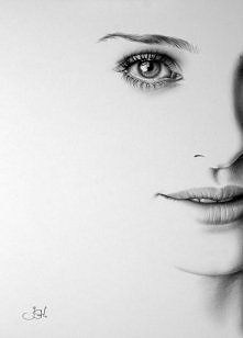 pencil sketch [piękne]