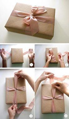 jak związać prezent