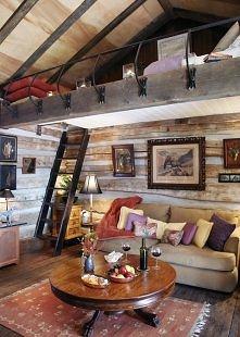 Piętrowy pokój