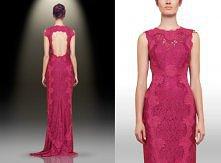 """lubię sukienki z """"gołymi plecami"""" :)"""
