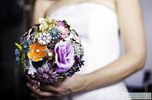 nietypowe sztuczne kwiatki :)
