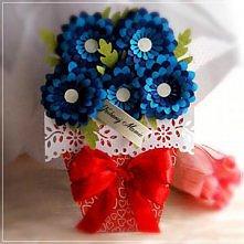 Kwiatowy pomysł na prezent :)