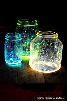 DIY, handmade, pomysły.Farb...