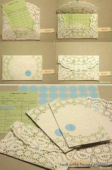koperty DIY, handmade, pomysły.