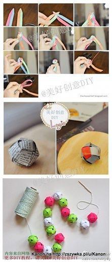 DIY, handmade, pomysły.