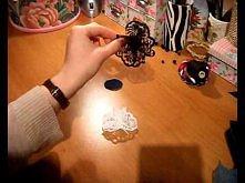 DIY: Jak zrobić koronkową broszkę