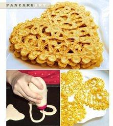 ażurkowe ciasteczka:)