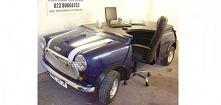 biurko samochód