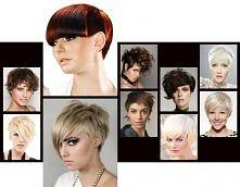 Trendy fryzury 2012 - chłop...