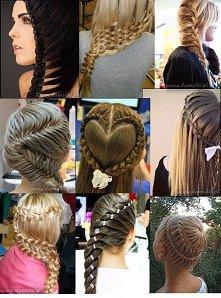 kolejne fryzury