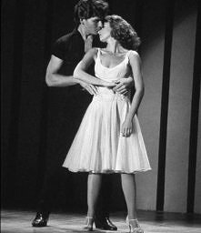 033/ Jennifer Grey, Patrick Swayze : Dirty Dancing
