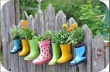 ogrodowe buty