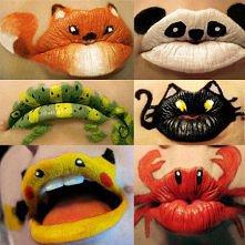Usta zwierzątka