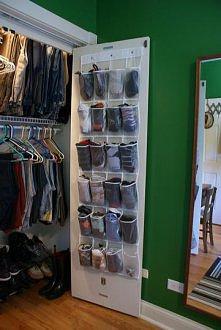 schowek na skarpety i majtki na drzwiach