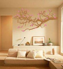 Drzewiasta ściana