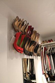 wieszak na buty