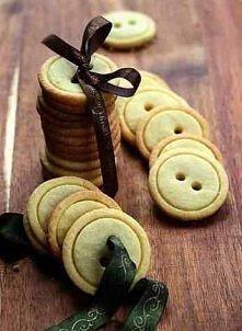 ... ciasteczkowe guziki