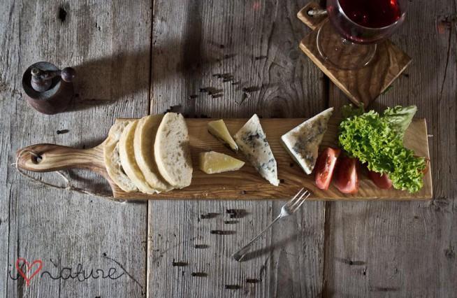 Deska do serwowania serów ,wędlin i przystawek