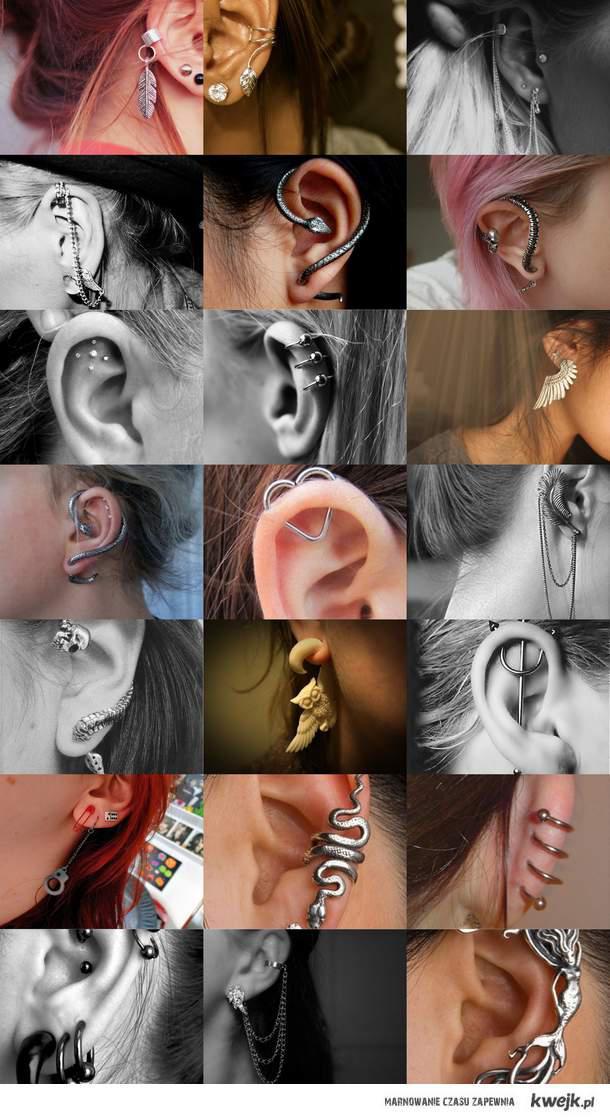 piercing..